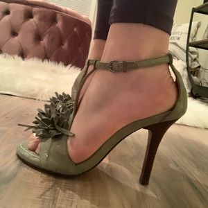 Bacio 61 T Strap High Heeled Sandals